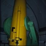Schmidt Teleskop