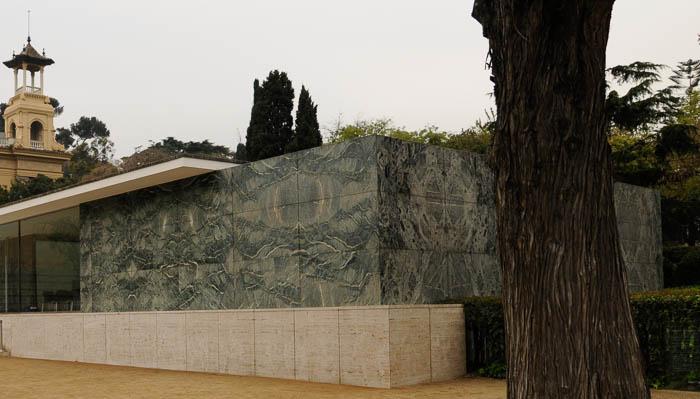 Barcelona Pavillon - Artikelbild