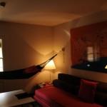 Casa Camper - Mini Lounge mit Hängematte