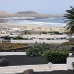 Famara Bungalowsiedlung