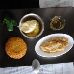 Bienmesabe - toller Nachtisch im La Cantina