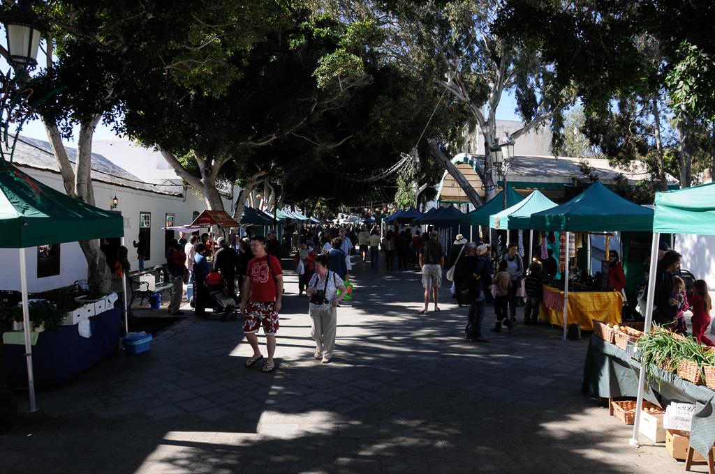 Markt von Haria